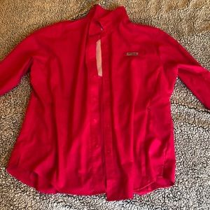 Women's Columbia Shirt. Size L